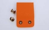 Kydex belt loop - orange