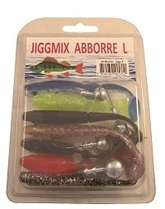 Jigg-mix Abborre Large