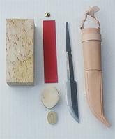 Byggsats Nordic Small (65mm knivblad)