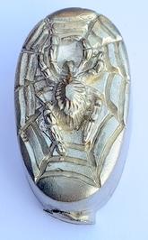 Spindel Large - nysilver