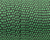 Coreless Paracord - Green Snake