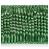 Paracord 550 - Black Green Wave