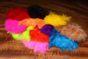 Wooly Bugger Marabou