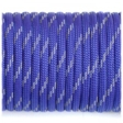 Paracord 550 - Reflective Royal Blue