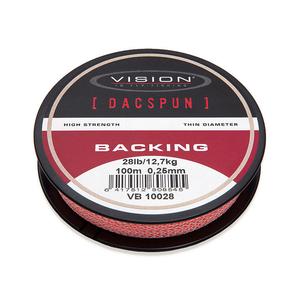 Vision Dacspun Backing 28 lb - metervara