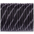 Paracord 550 - Reflective Black