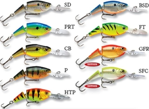 Rapala Jointed Shad Rap 7cm