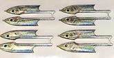 Silversides Fisheads