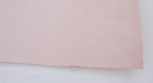 Vegetabilgarvat läder (2,5 - 3,0 mm)