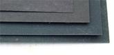 Vulkanfiber svart 0,8 mm