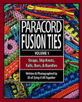 Paracord Fusion Ties - vol1