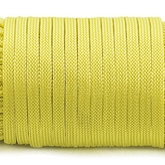 Coreless Paracord - Yellow