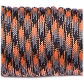 Paracord 550 - Orange Blaze Camo