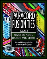 Paracord Fusion Ties - vol 2
