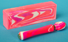 Polyester Passionate Pink
