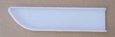 Innerslida av plast öppen 130x24mm