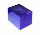 Kirinite skala Deep Blue Pearl 10 mm