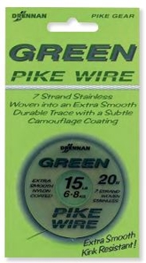 Drennan Green Wire