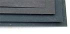 Vulkanfiber svart 1,0 mm