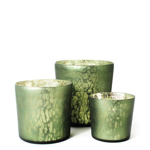 Crystal Cylinder Green S/M/L