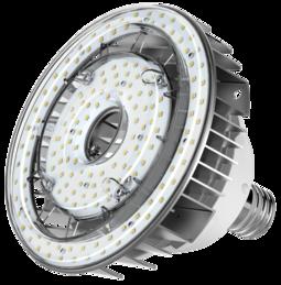 LED HB-lampa 60W, 6900 lumen