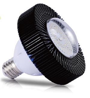LED HB-lampa 40W, IP64, Samsung diod