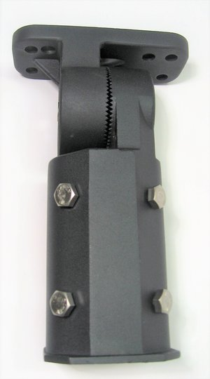 Fäste för strålkastare på 60mm stolpe