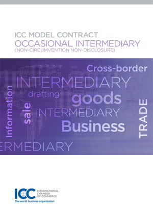 ICC Model Contract Occasional Intermediary, 2015