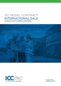 ICC Model Contract - International Sale (Manufactured Goods)