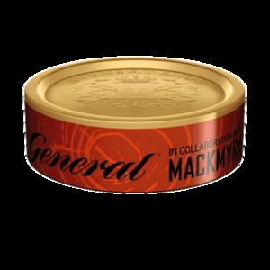 General Mackmyra lös
