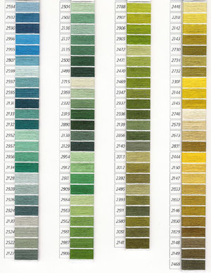 Matania färg 2734-2956