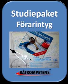Studiepaket Förarintyg