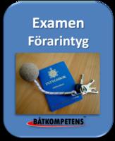 Examination Förarintyget 2019 boka tid!