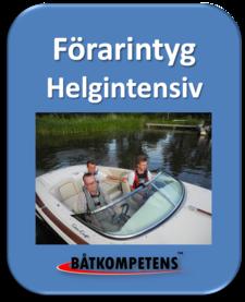 Förarintyg 2019 05 11 helg kl.9-17 Intensiv (11+12/5)