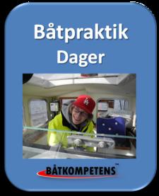 Båtpraktik Dager 490 kr Intresse