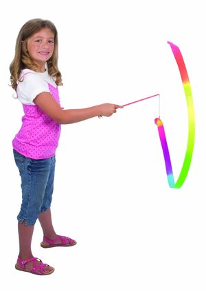 Rainbow streamer Tobar