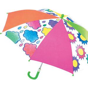 Måla ditt eget paraply