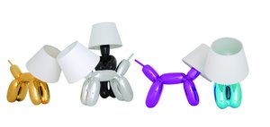 Bordslampa Sompex Lightning Doggy 30cm Guld