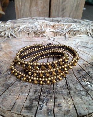 Armband från Lo-ika Milano Guld