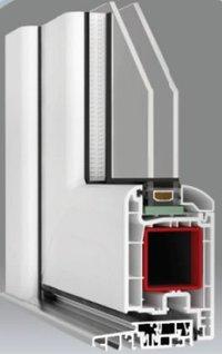 2-luft fönsterdörr DREH/DREH-KIPP, 14x20