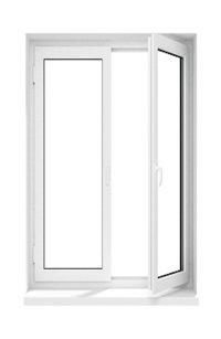 2-luft fönsterdörr DREH/DREH-KIPP, 16x21