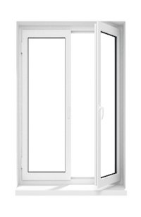 2-luft fönsterdörr DREH/DREH-KIPP, 20x21