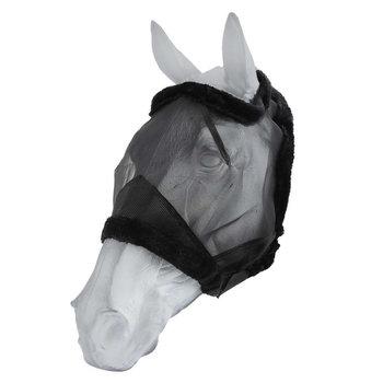 Horse Guard Fluemaske med teddyfôr uten ører