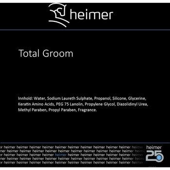 Heimer Total Groom 500ml