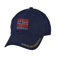 Kingsland Mizar Caps Norway flag
