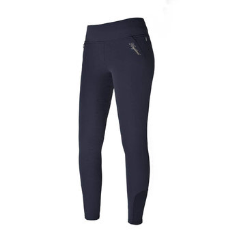 Kingsland Katja W E-Tec F-Grip PullOn Breeches Navy