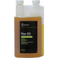 Heimer Flax kaldpresset linfrøolje 1liter