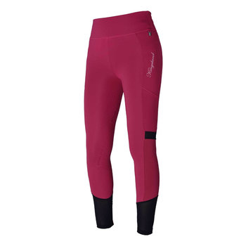 Kingsland Karina W F-Tec F-Grip Comp Tights Pink Carmine
