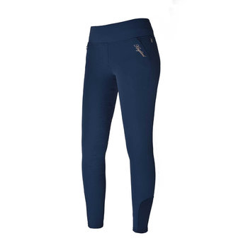 Katja W E-Tec F-Grip PullOn Breeches Blue Midnight