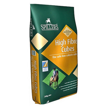 Spillers High Fibre Cubes